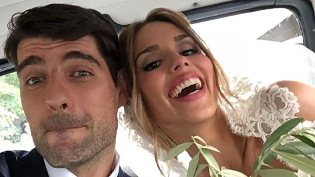 Vjenčanje iz bajke: Vjenčali se Franka Batelić i Vedran Ćorluka